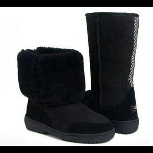 UGG AUSTRALIA Ultra Tall Boot 8M Shearling